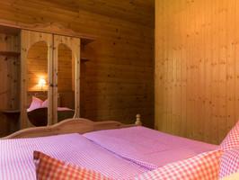Ferienhaus im Zittauer Gebirge: Schlafraum Haus 3