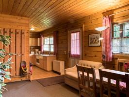 Ferienhaus Zittauer Gebirge: Wohnbereich Haus 3
