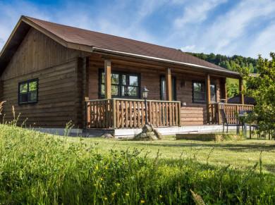 Ferienhaus im Zittauer Gebirge: Haus 2