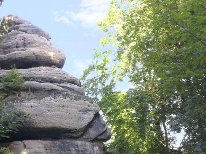 Wanderurlaub im Naturpark Zittauer Gebirge