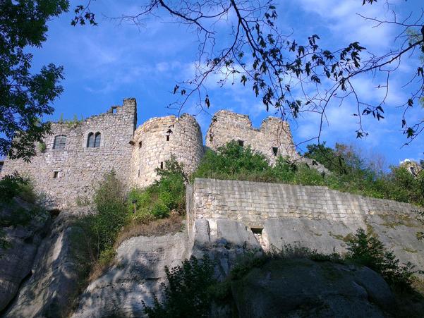 Oybin - Burg und Klosterruine