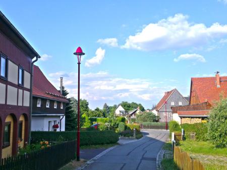 Der malerische Luftkurt Jonsdorf