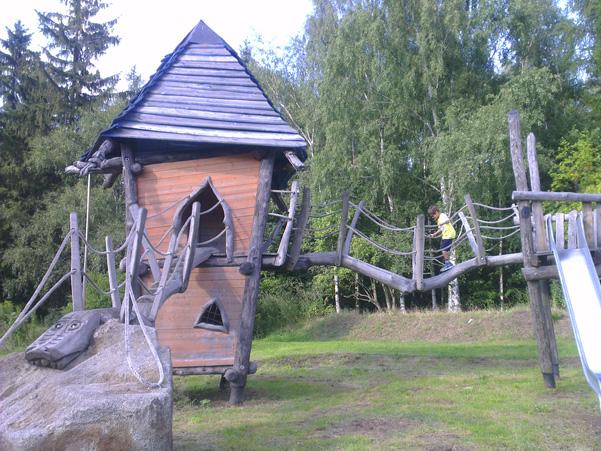 Jonsdorf - Der perfekte Ort für einen Familienurlaub