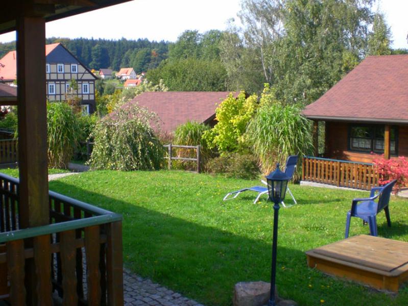 Grillplatz am Hang des Jonsbergs, Jonsdorf