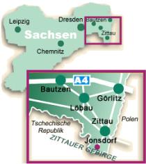 Oberlausitz & Zittauer Gebirge im Dreiländereck
