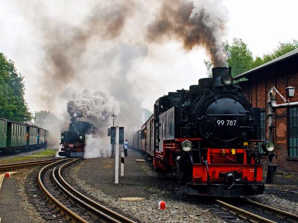 Zittauer Schmalspurbahn - Foto SOEG, M. England