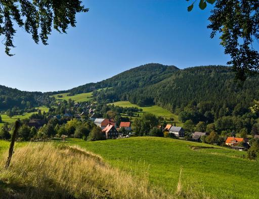 Zittauer Gebirge - Berge & Wälder
