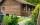 Ferienhaus im Zittauer Gebirge: Blaues Blockhaus